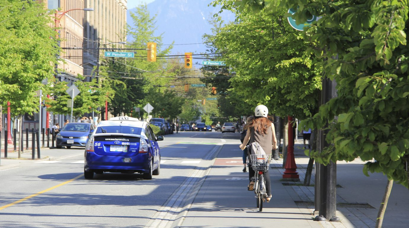 Carrall Street Greenway by Paul Krueger on Flickr
