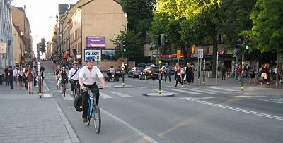 Complete Street, Stockholm