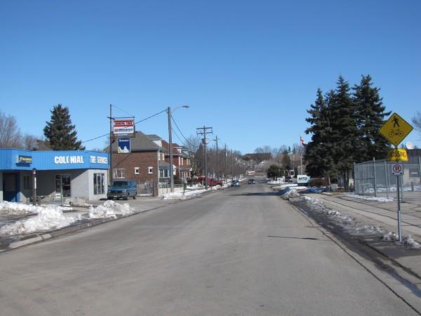 Kent Ave, Kitchener.