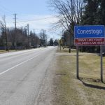 Conestogo: Drive like your children live here